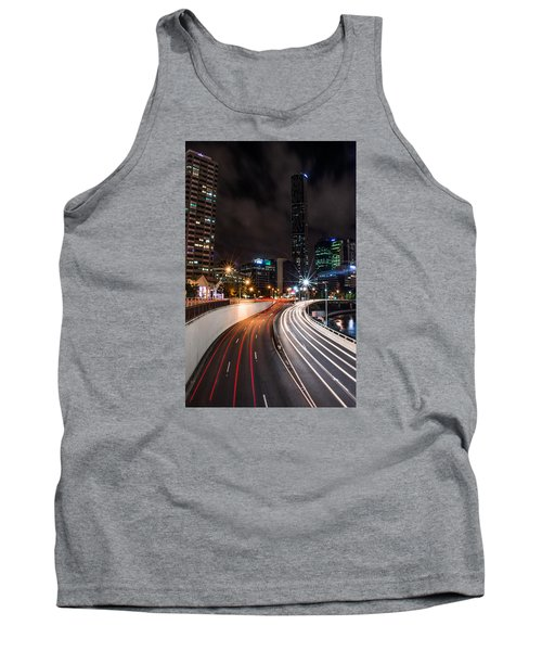 Colors Of The City Tank Top
