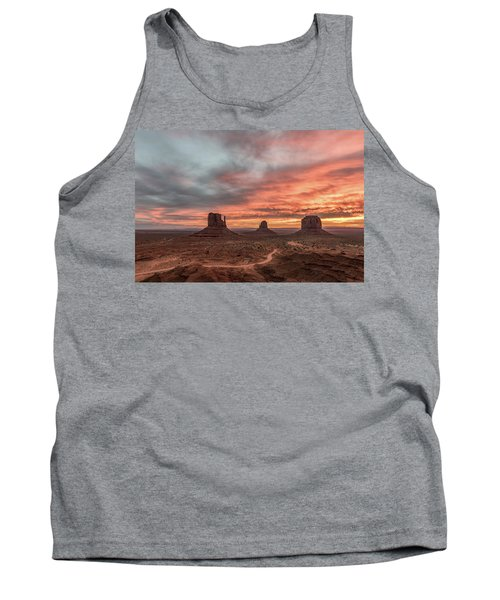 Colors Of The Past Tank Top by Jon Glaser