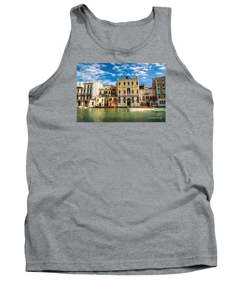 Colors Of Venice - Italy Tank Top