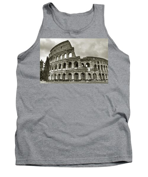 Colosseum  Rome Tank Top