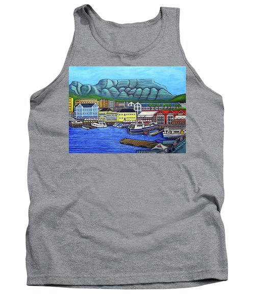 Colours Of Cape Town Tank Top