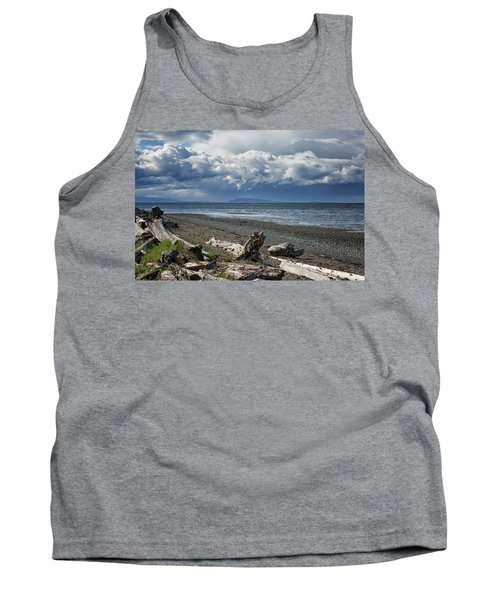 Columbia Beach Tank Top by Randy Hall