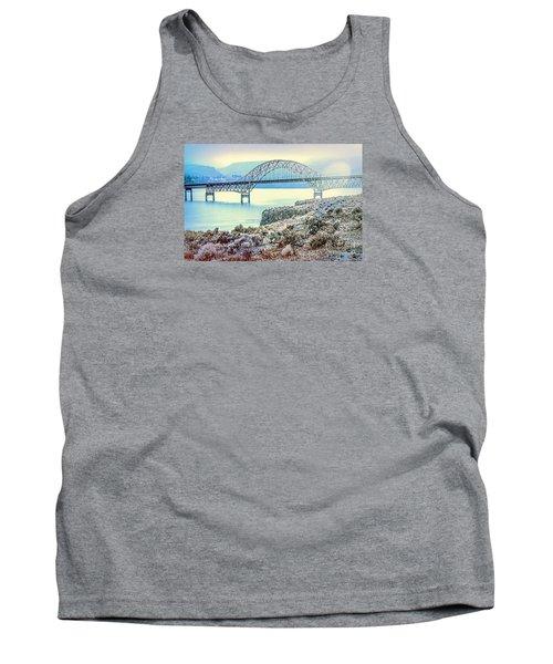 Columbia River Vantage Bridge Tank Top