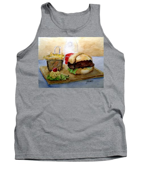 Come And Get It Dinner Is Ready Tank Top