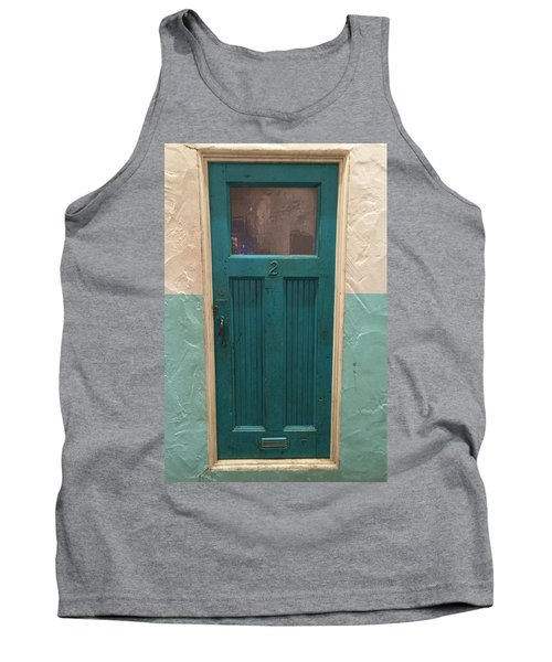 Tank Top featuring the photograph Come In And Chat by Peggy Stokes