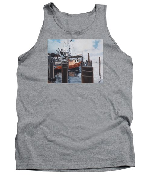 Coming Home Tank Top by Barbara Barber