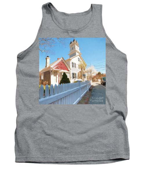 Commercial St. #3 Tank Top