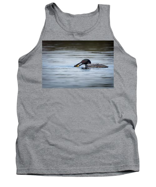 Common Loon Tank Top by Bill Wakeley