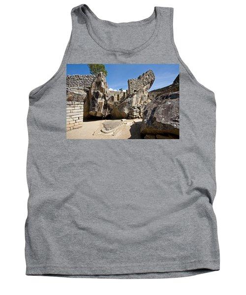 Condor House In Machu Picchu Tank Top