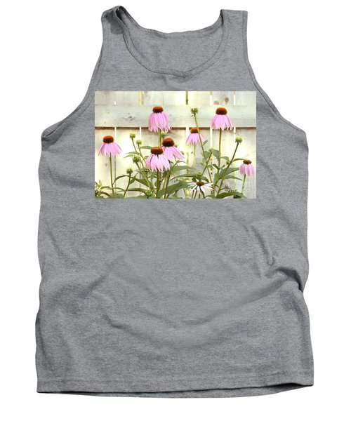 Coneflower Patch Tank Top