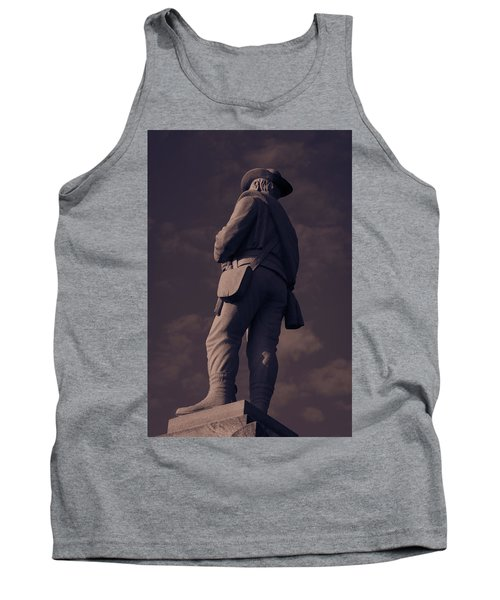 Confederate Statue Tank Top