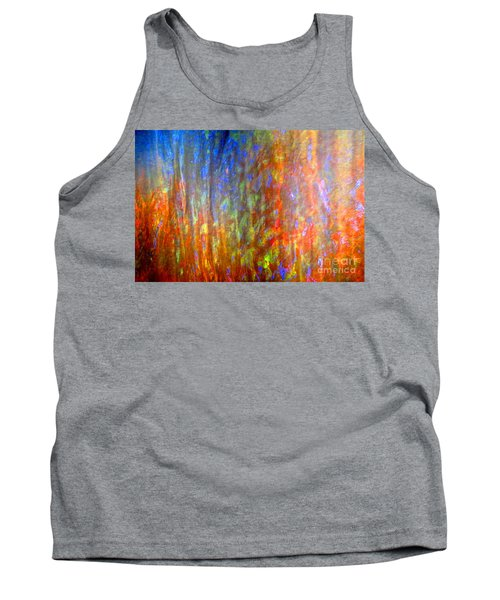 Confident Drapery Tank Top