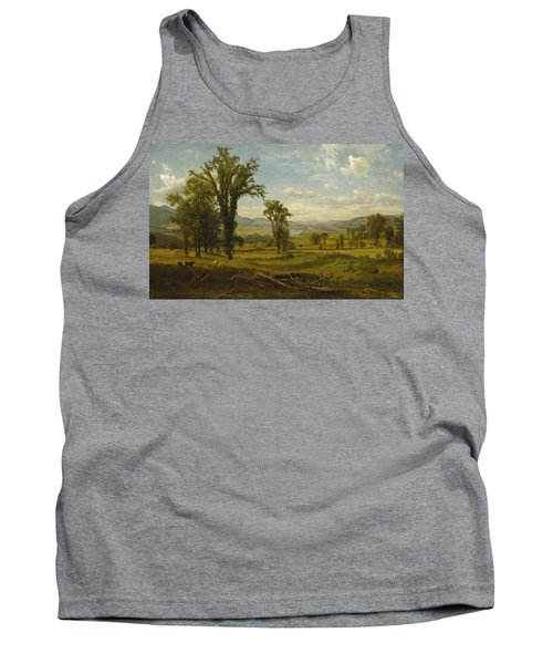 Connecticut River Valley, Claremont, New Hampshire Tank Top