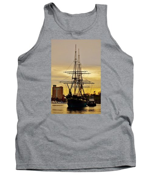 Constellation Gold Tank Top