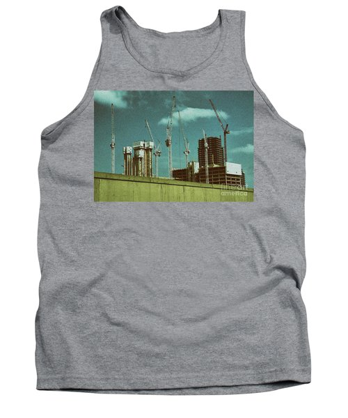Construction Works In Stratford Tank Top