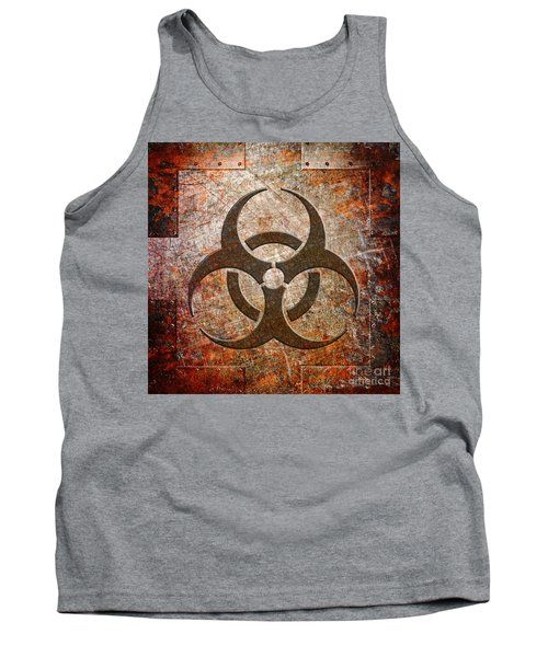 Contagion Tank Top