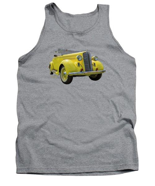 Convertible Dodge Tank Top