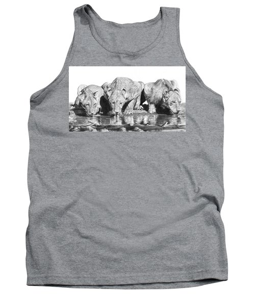 Cool For Cats Tank Top