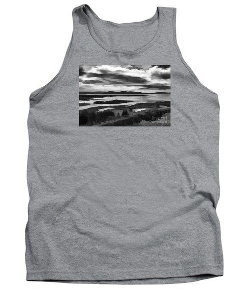 Cool Lakes Iceland Tank Top
