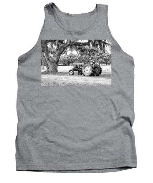 Coosaw - John Deere Parked Tank Top