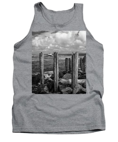 Coquille Lighthouse Tank Top