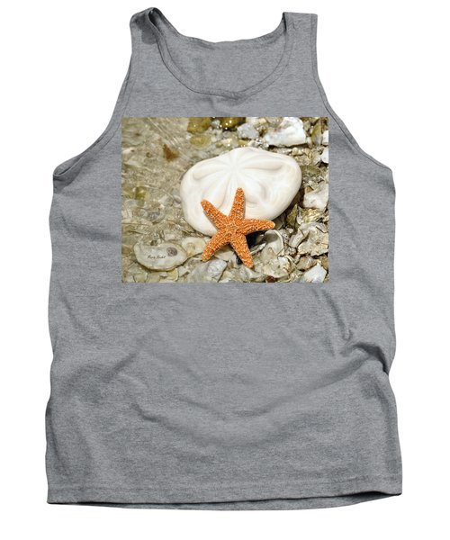 Core Of The Reef Tank Top