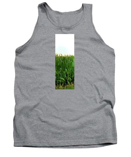 Corn Of July Tank Top