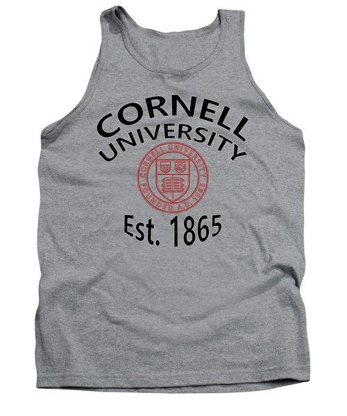 Cornell University Est 1865 Tank Top