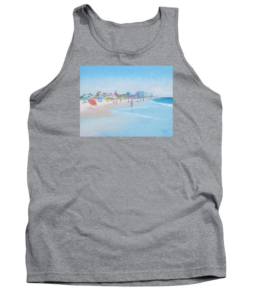 Coronado Beach San Diego Tank Top