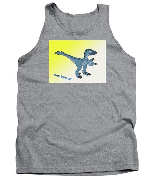 Cory The Raptor Tank Top