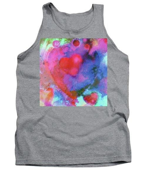 Cosmic Love Tank Top