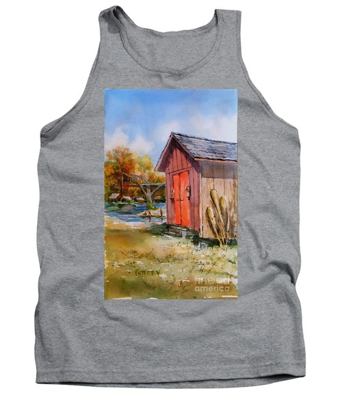 Cotter Shed Tank Top