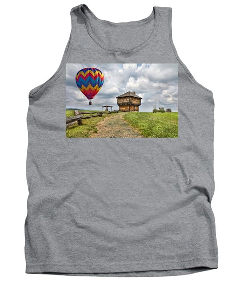 Country Cruising  Tank Top