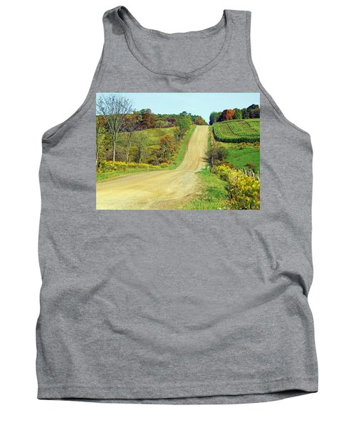Country Days Tank Top