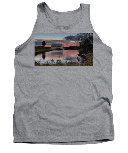 Country Living Sunset Tank Top
