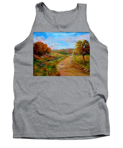 Country Road 2 Tank Top