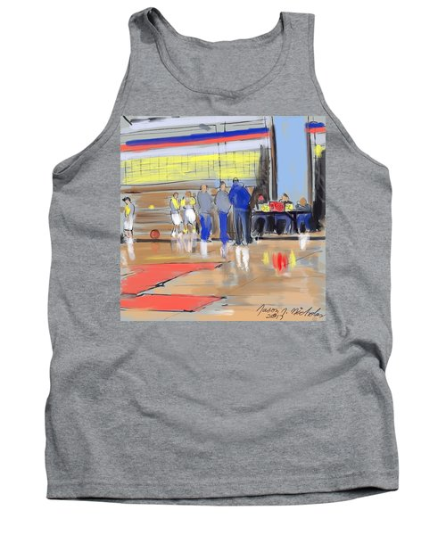 Court Side Conference Tank Top