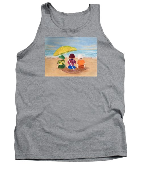 Cousins At The Beach Tank Top