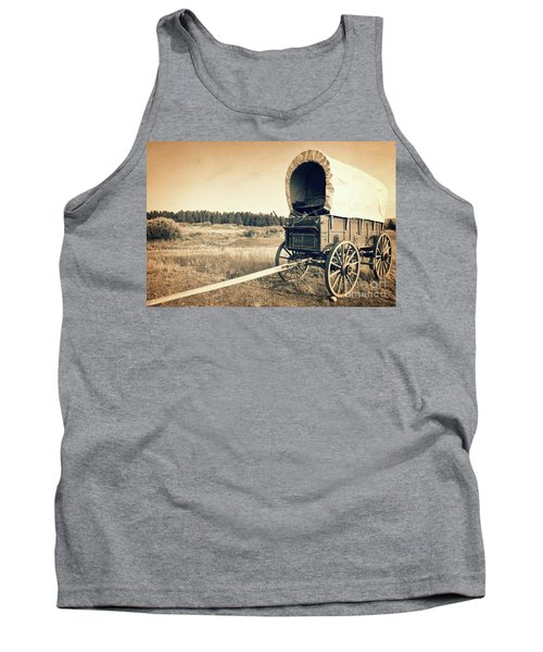 Covered Wagon Tank Top