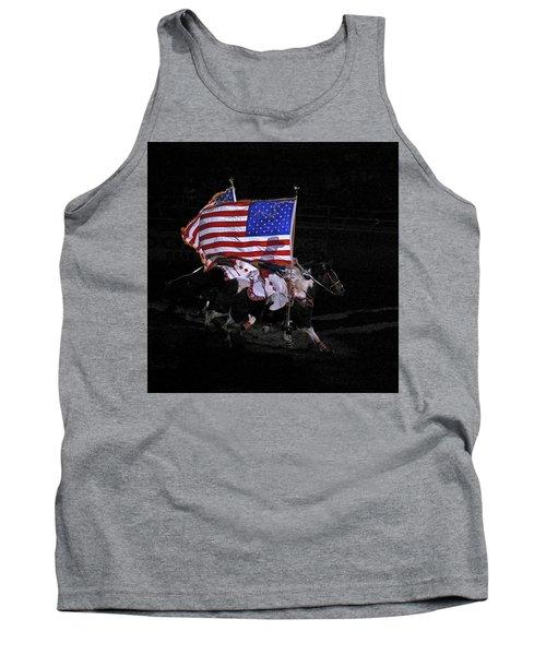 Cowboy Patriots Tank Top