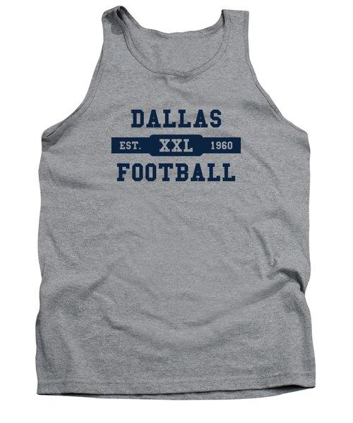 Cowboys Retro Shirt Tank Top