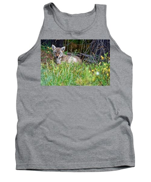 Coyote Tank Top