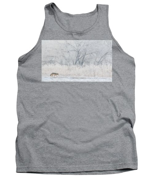 Coyote On The Hunt Tank Top