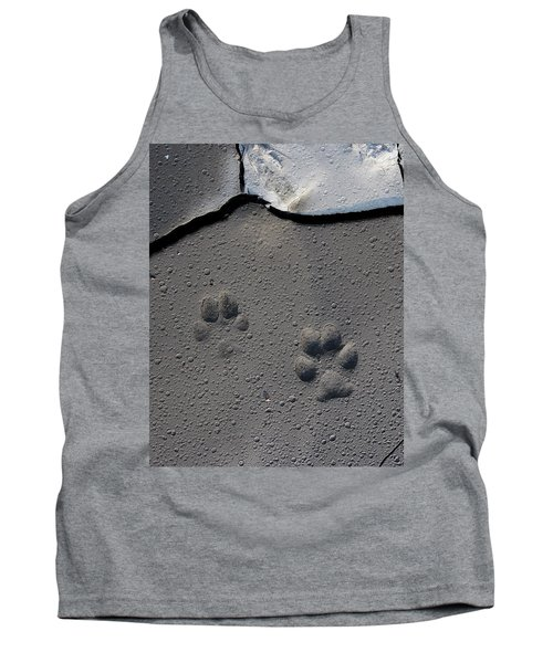 Coyote Tracks Tank Top