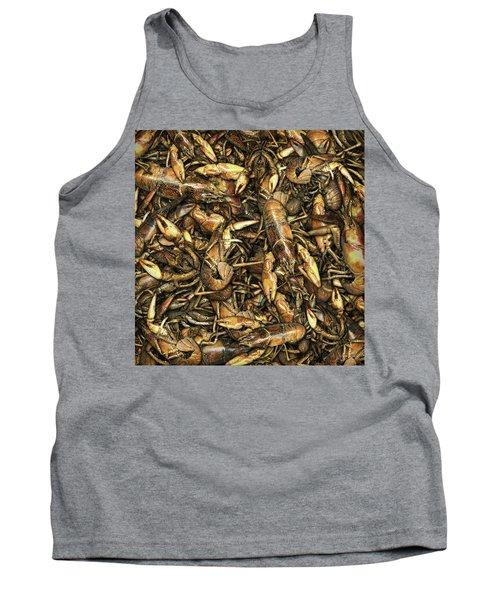 Crayfish Tank Top by James Larkin
