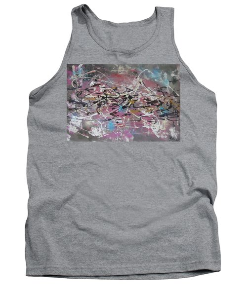 Crazy Afternoon Tank Top