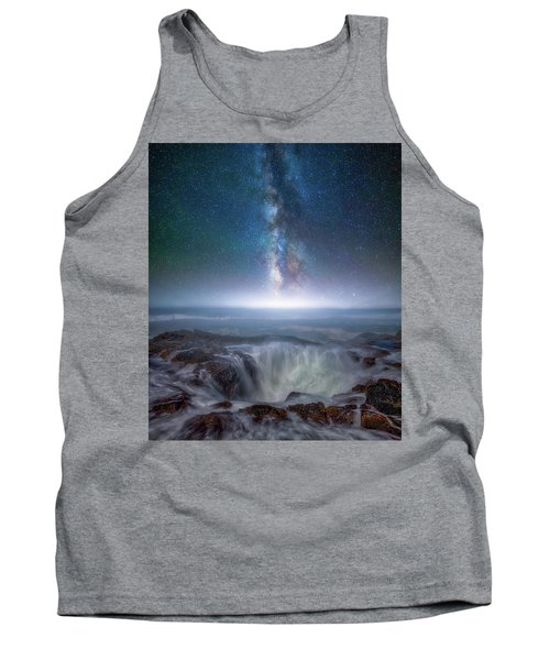 Tank Top featuring the photograph Creation by Darren White