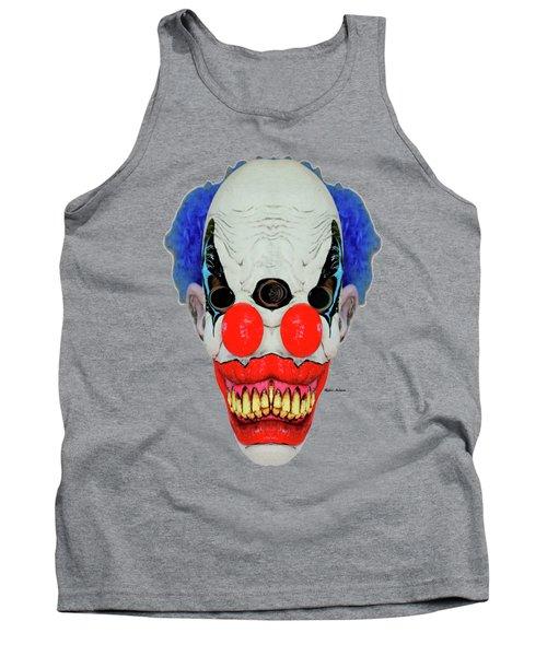 Creepy Clown Tank Top