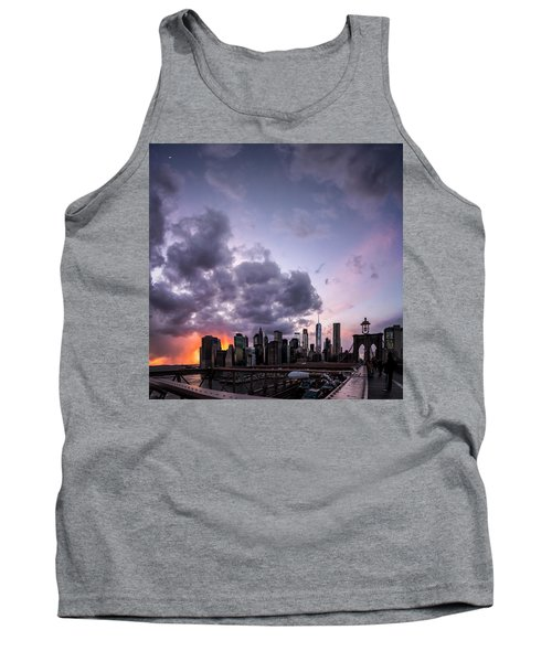 Crepsucular Nights Tank Top