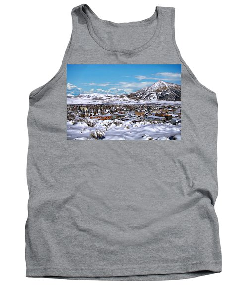 Crested Butte Panorama Tank Top